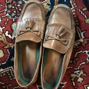 3 pairs Johnston and Murphy Loafers